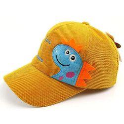 Dziecięca czapka z daszkiem B08025