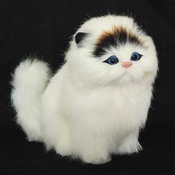 Plyšová kočička vydávající zvuky XC2