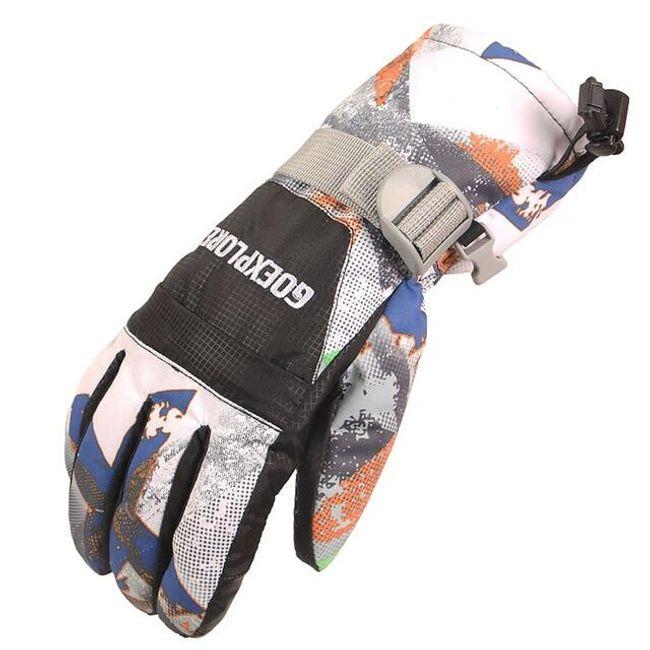 Unisex zimowe rękawice WG107 1