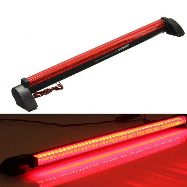 Kiegészítő féklámpa 48 LED-en 1