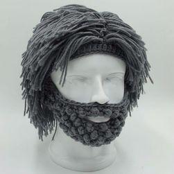 Téli arcmaszk védő(haj és szakáll) - 2 szín