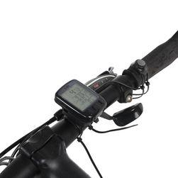 Wodoodporny licznik rowerowy LCD z podświetleniem
