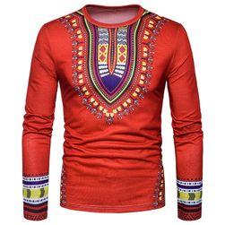 Pánské triko s dlouhým rukávem Fiorenza