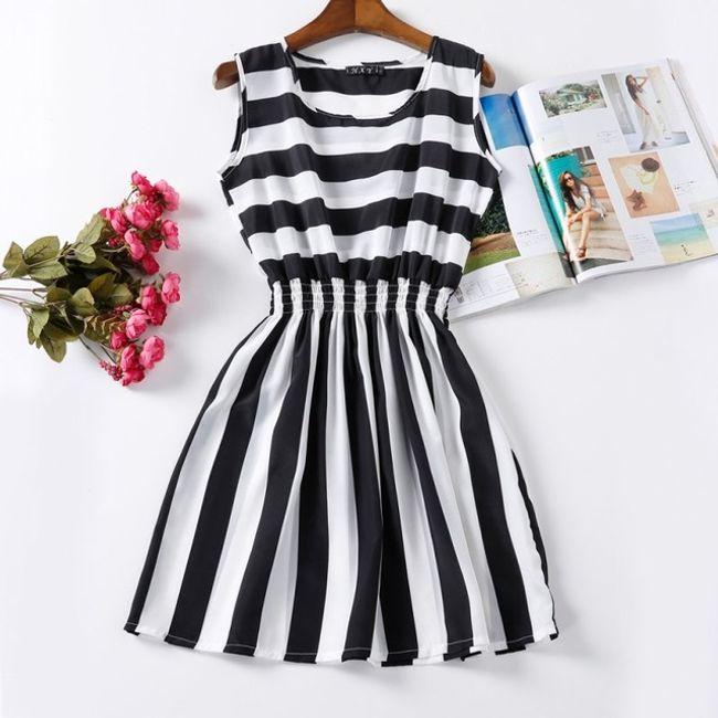 Rozmanité letní šaty - vzor 10, velikost 5 1