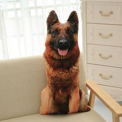 Възглавница с форма на куче - повече варианти