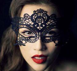 Maska za Noć veštica Kaila