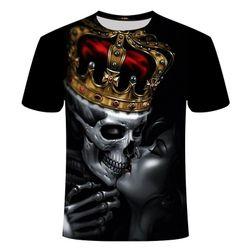 Muška majica kratkih rukava Merlin