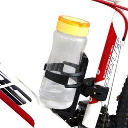 Držák na kolo na lahev - černá barva