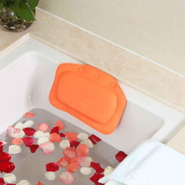 Polštář pěnový do koupele - 5 barev 1