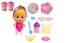 """CRY BABIES Magické slzy série Tutti Frutti bábika s doplnkami v plastovej dóze 12x17x19cm 9ks v boxe """" RM_23493355"""