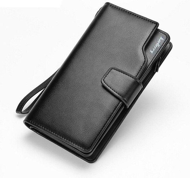 Pánská peněženka v elegantním stylu - 4 varianty 1
