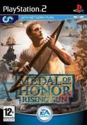 Igra (PS2) Medal of Honor Rising Sun