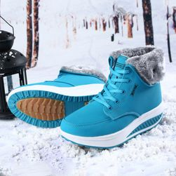 Зимни обувки Maci Синьо - 37.5