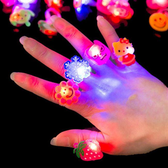 LED prsteni za devojčice DP1 1