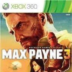 Játék (Xbox 360) Max Payne 3