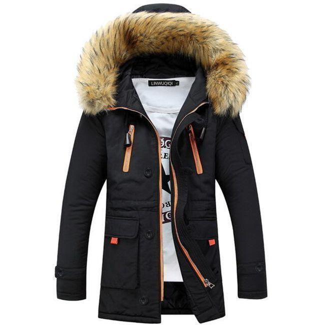 Pánský kabát Paul 1