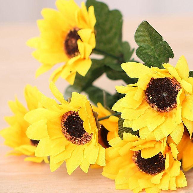 Sztuczne kwiaty Alva 1