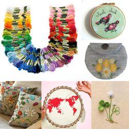 Set pamuka - 100 raznih boja