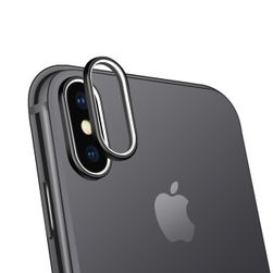 Védőkeret az iPhone X hátsó kamerájához