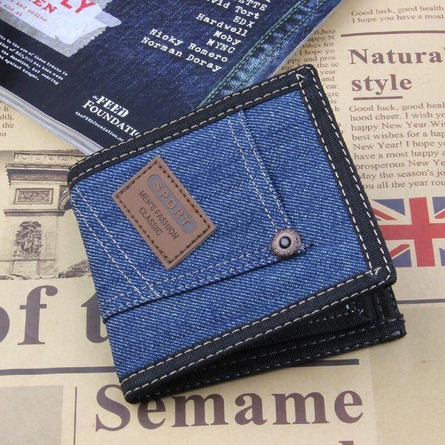 Muški novčanik B03866 1