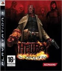 Hra (PS3) Hellboy: The Science of Evil