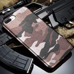 Pouzdro na iPhone v army vzoru - více variant