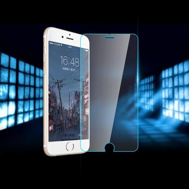 kaljeno, prozorno steklo za iPhone - nekaj variant 1
