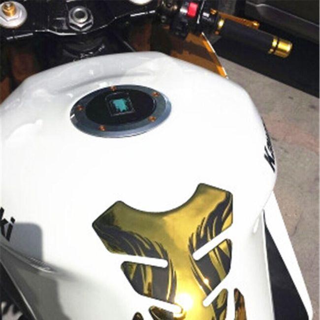 Izvirna nalepka za motorno kolo - 3 barve 1
