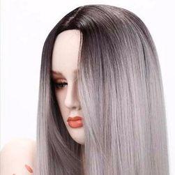 Женский парик со стильной прической - 4 цвета