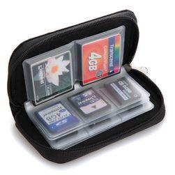Husa pentru 22 de carduri SD / MMC / XD
