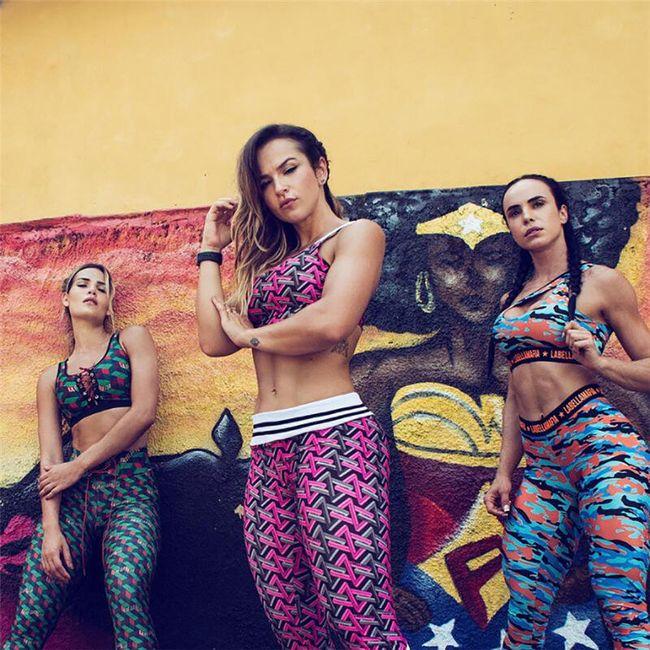 Női edzés készlet Solange