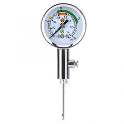 Gömb nyomásmérő TM01