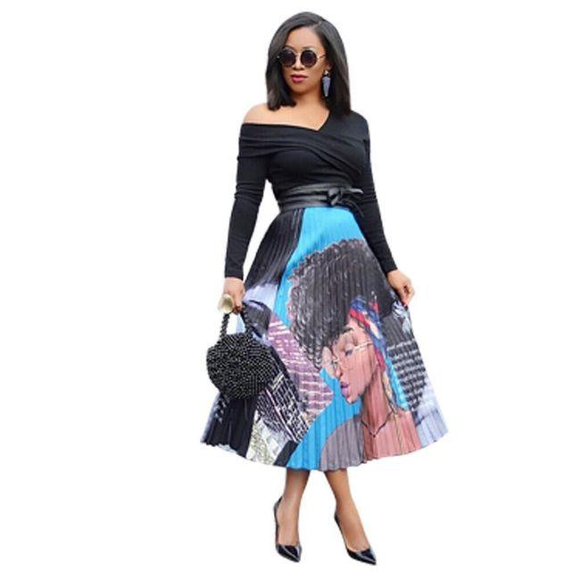 Женская юбка Printi 1