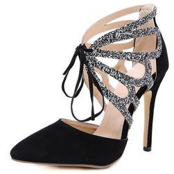Dámské boty na podpatku Annitra