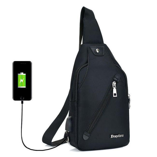 Batoh USB nabíjecí 1