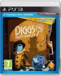 Gra  (PS3) Wonderbook: Diggs Nightcrawler