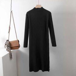 Ženska pletena haljina Tia