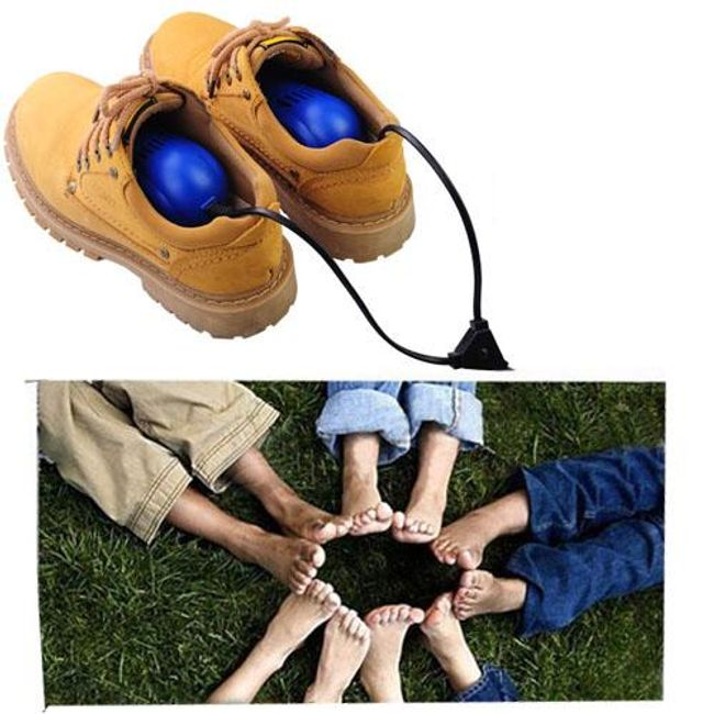 Praktyczna suszarka do butów 1