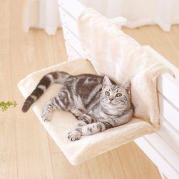 Подвесной лежак для кошки Emmett