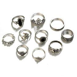 Sada prstýnků Ida