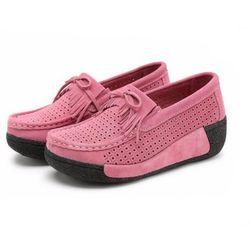 Pantofi cu găurele - 16 culori