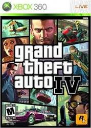 Hra (Xbox 360) GTA IV