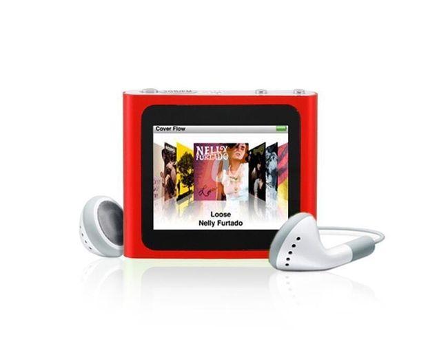 MP3 přehrávač s 1.8'' LCD displejem s 4GB pamětí a FM rádiem - 5 barev 1