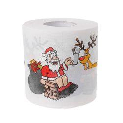 Hârtie igienică cu motive de Crăciun EDF55