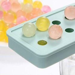 Silikonová forma na tvorbu ledových kuliček či bonbonků