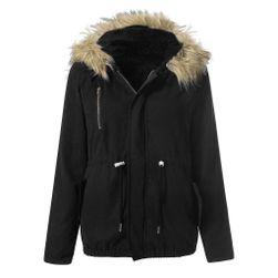 Женская куртка с капюшоном Gusty