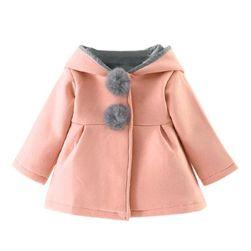 Kaput za devojčice Aubrie