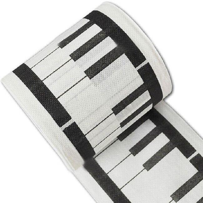 Toaletní papír v originálním designu - 10 motivů 1