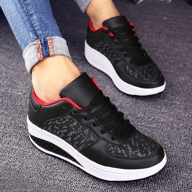 Platform cipő - 3 szín