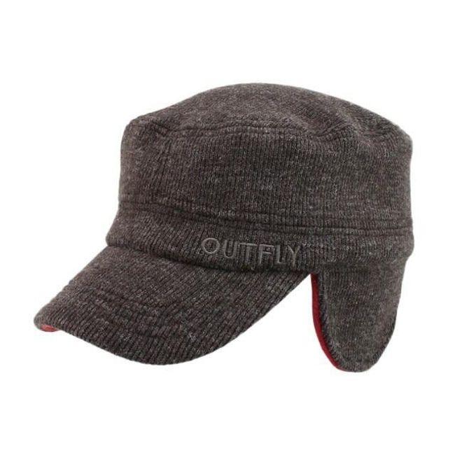 Pánská outdoorová zimní čepice - 2 varianty 1